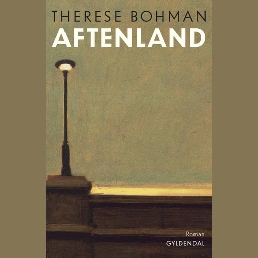 Aftenland, Therese Bohman