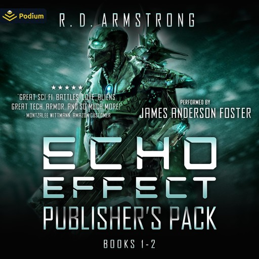 Echo Effect: Publisher's Pack, Robert Armstrong