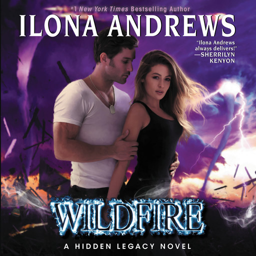 Wildfire, Ilona Andrews