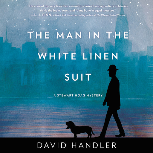 The Man in the White Linen Suit, David Handler
