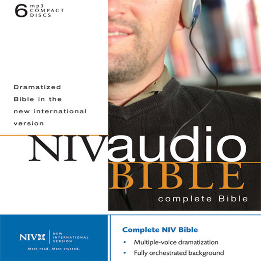 NIV, Dramatized Audio Bible, Audio Download,