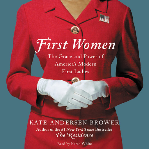 First Women, Kate Andersen Brower