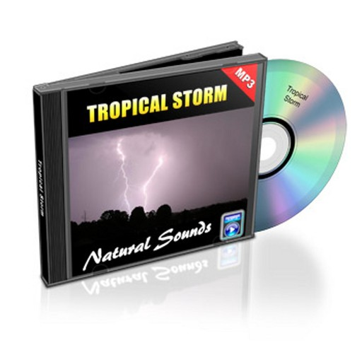 Tropical Storm - Relaxation Music and Sounds, Empowered Living