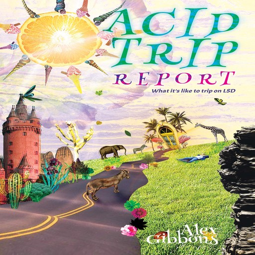 Acid Trip Report - What it's like to trip on LSD, Alex Gibbons