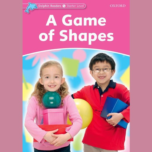 A Game of Shapes, Christine Lindop