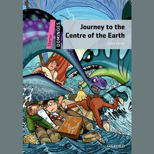 Journey to the Centre of the Earth, Jules Verne, Merinda Wilson