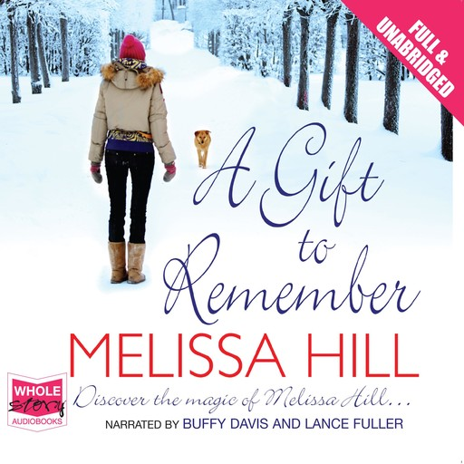 A Gift to Remember, Melissa Hill