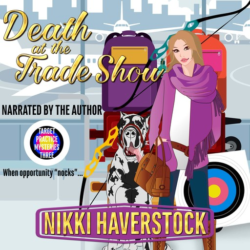 Death at the Trade Show, Nikki Haverstock