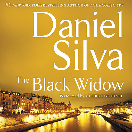 The Black Widow, Daniel Silva