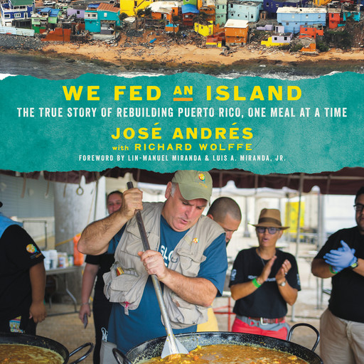 We Fed an Island, Jose Andres