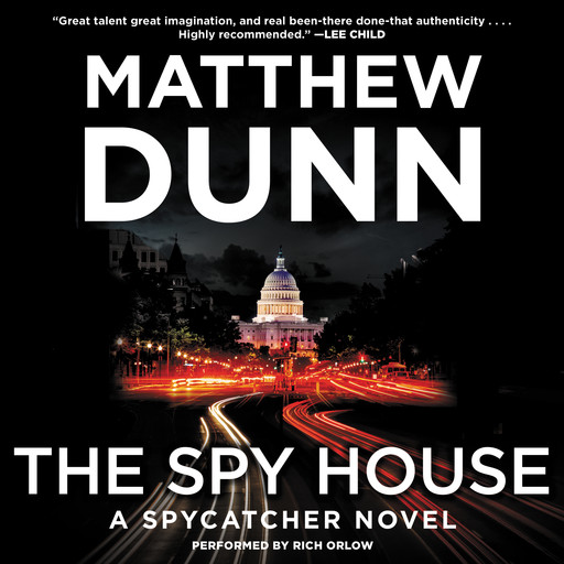 The Spy House, Matthew Dunn