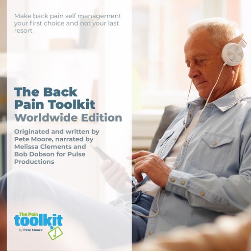 The Back Pain Toolkit Worldwide Edition, Pete Moore