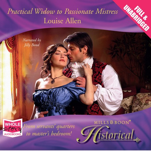 Practical Widow to Passionate Mistress, Louise Allen