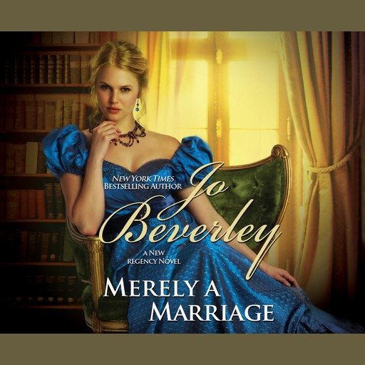 Merely A Marriage, Jo Beverley