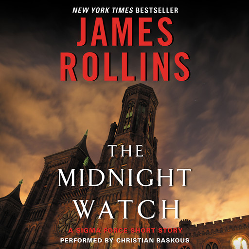Midnight Watch, James Rollins