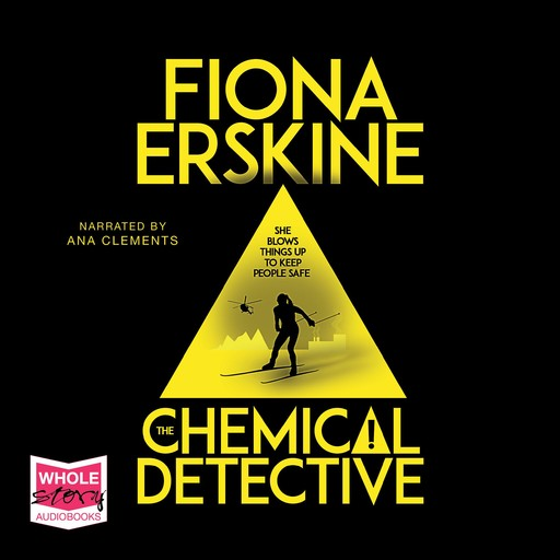 The Chemical Detective, Fiona Erskine