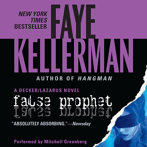 False Prophet, Faye Kellerman