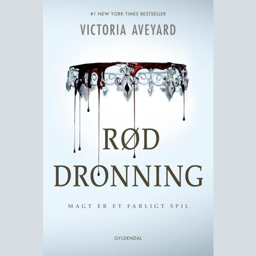 Red Queen 1 - Rød dronning, Victoria Aveyard