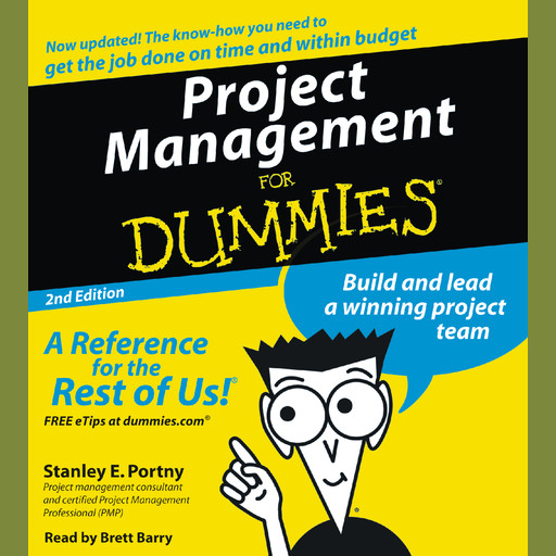 Project Management For Dummies, Stanley Portny