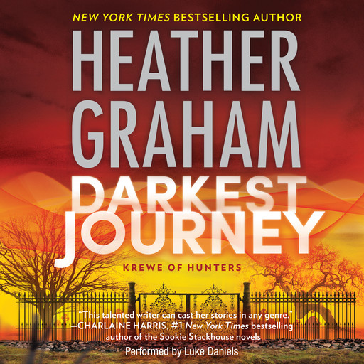 Darkest Journey, Heather Graham