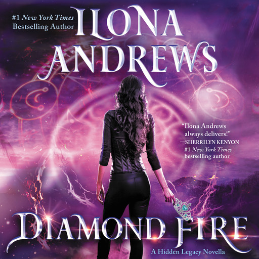 Diamond Fire, Ilona Andrews