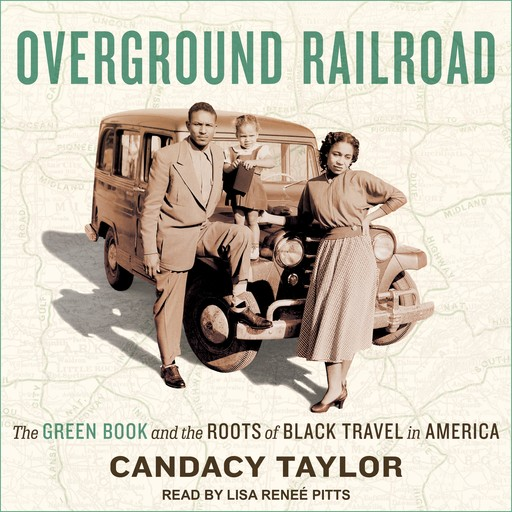 Overground Railroad, Candacy Taylor