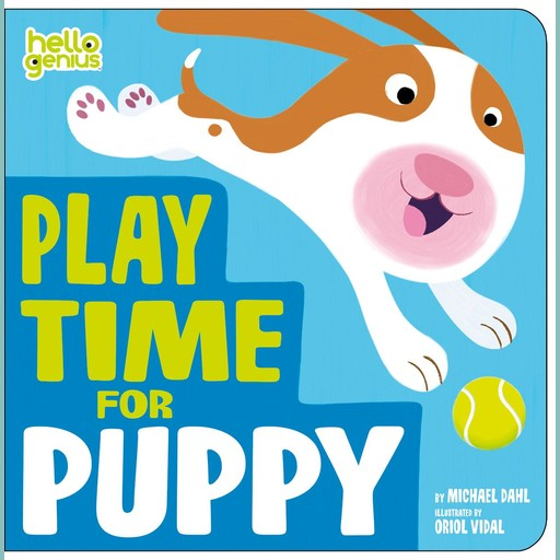 Play Time for Puppy, Michael Dahl