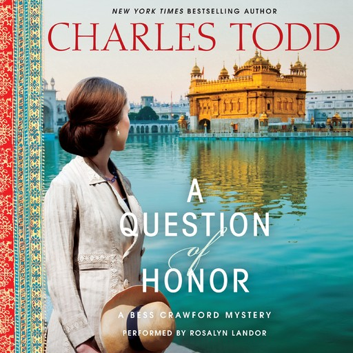A Question of Honor, Charles Todd
