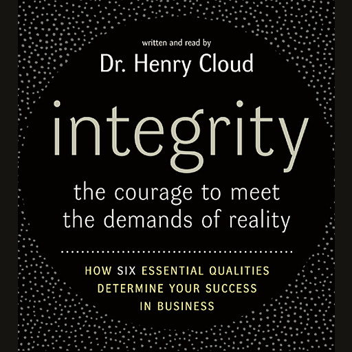 Integrity, Henry Cloud