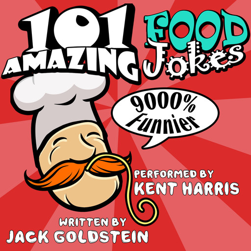 101 Amazing Food Jokes, Jack Goldstein
