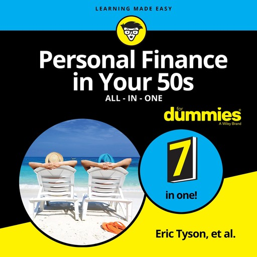 Personal Finance in Your 50s All-in-One For Dummies, Eric Tyson, M.B.A., Various Authors
