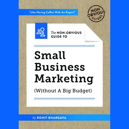 Non-Obvious Guide To Marketing Your Small Business, Rohit Bhargava