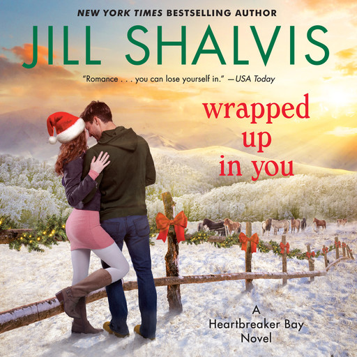 Wrapped Up in You, Jill Shalvis