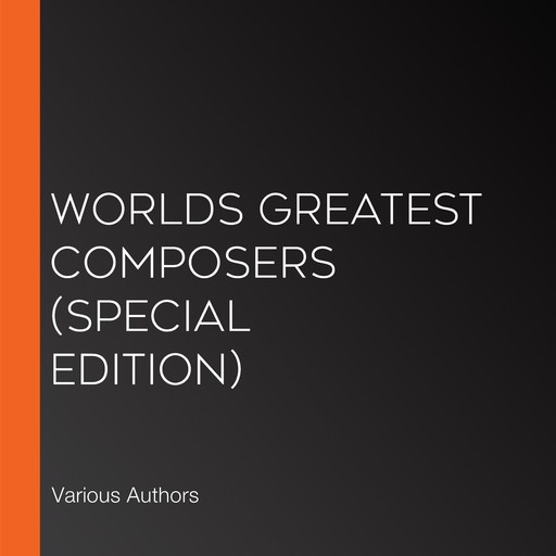 World's Greatest Composers (Special Edition), Smith Show Media Group