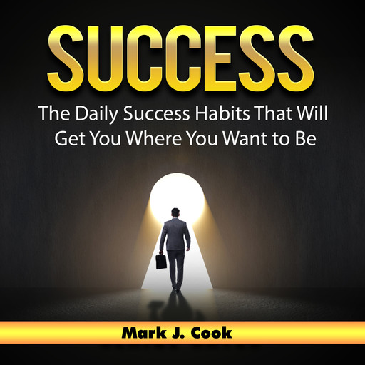 Success: The Daily Success Habits That Will Get You Where You Want to Be, Mark J. Cook