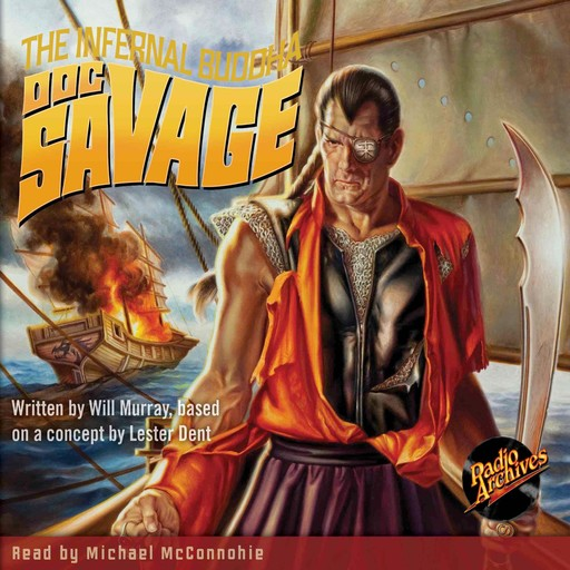 Doc Savage - The Infernal Buddha, Kenneth Robeson, Lester Dent, Will Murray