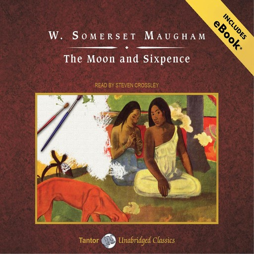 The Moon and Sixpence, William Somerset Maugham