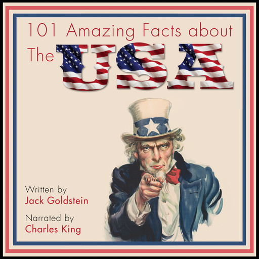 101 Amazing Facts about The USA, Jack Goldstein