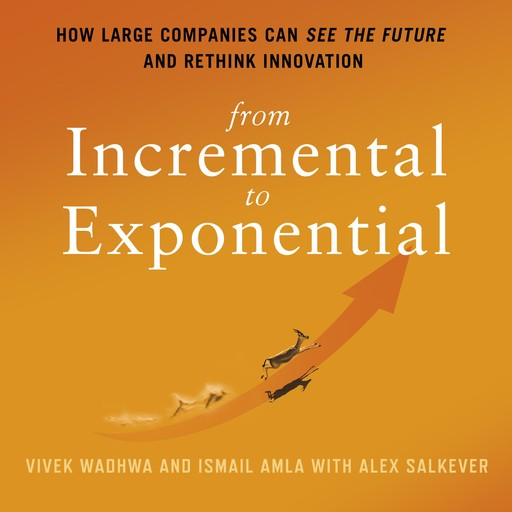 From Incremental to Exponential, Vivek Wadhwa, Alex Salkever, Ismail Amla