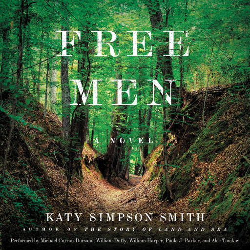 Free Men, Katy Simpson Smith
