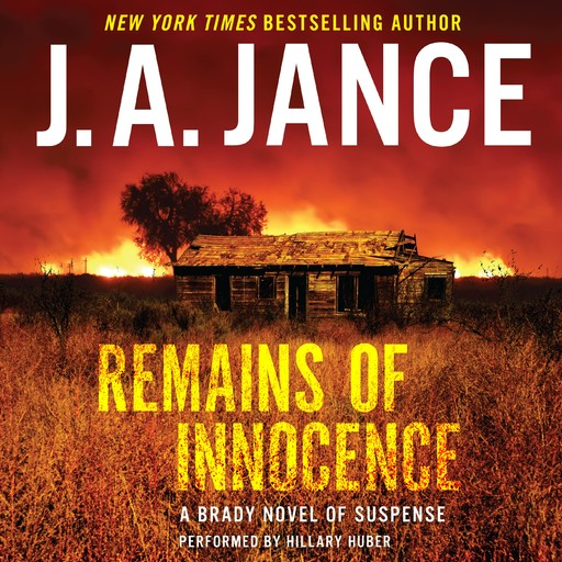 Remains of Innocence, J.A.Jance