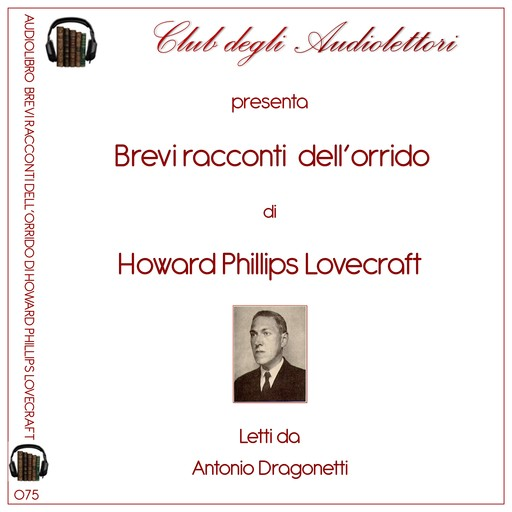 Brevi Racconti Dell'Orrido, Howard Phillips Lovecraft, Augusto De Angelis