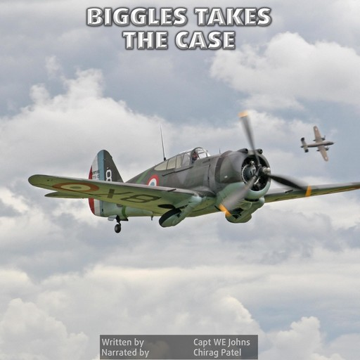 Biggles Takes The Case, WE Johns