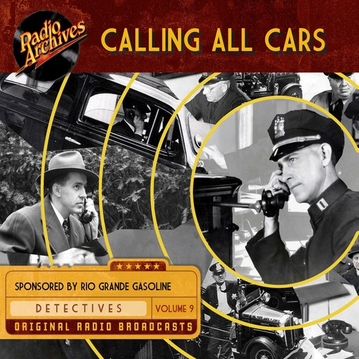 Calling All Cars, Volume 9, William Robson