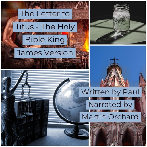 The Letter to Titus - The Holy Bible King James Version, paul