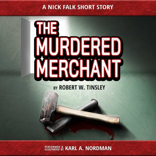 The Murdered Merchant, Robert Tinsley