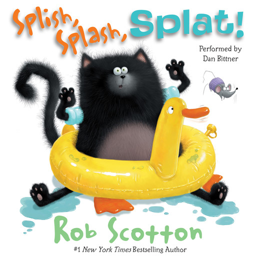 Splish, Splash, Splat!, Rob Scotton