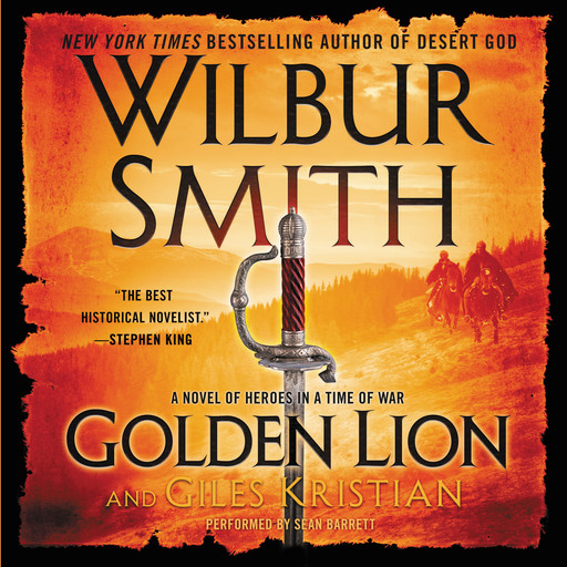 Golden Lion, Wilbur Smith, Giles Kristian