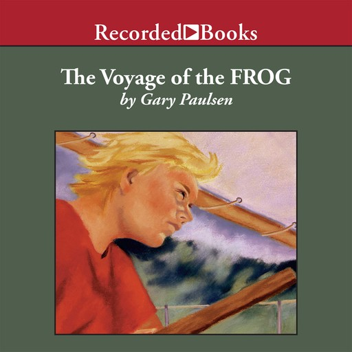 The Voyage of the Frog, Gary Paulsen