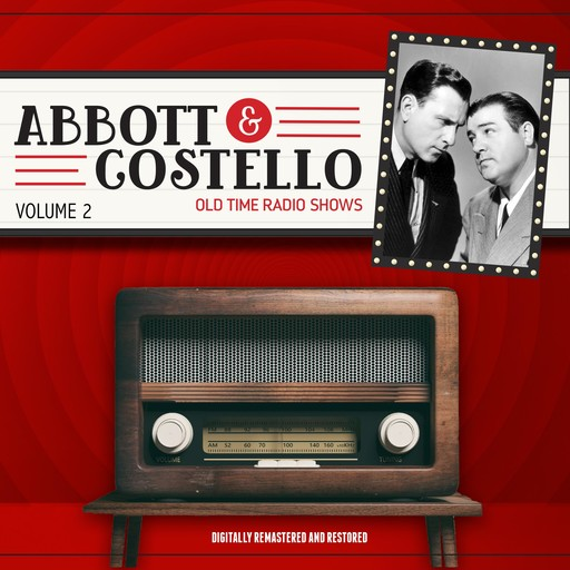 Abbott and Costello: Volume 2, John Grant, Bud Abbott, Lou Costello